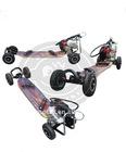gas skateboard 49cc with plastic deck