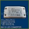 6W/12V LED DRIVER/ADAPTER/CONVERTER