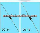 DO-15 General Purpose Plastic Silicon Rectifier Diode