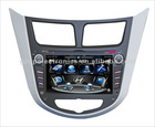 CAR DVD FOR Hyundai VERNA 2011 WITH IPOD WITH GPS