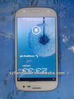 4.7inch android 4.0 MTK6577 3G Wifi GPS S3 i9300 mobile phone in dubai