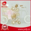 Crystal rhinestone cover plastic bling bling case for iphone 4g/4s/5