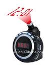 fm wake up alarm clock radio with projector