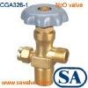 CGA Standard valve