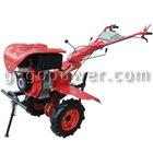 GEGO 1100B 9hp walking tractor tiller with 150~300mm tilling depth
