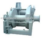 40T hydraulic towing winch