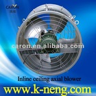 axial fan blower tropical climate