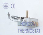 Water heater capillary thermostat