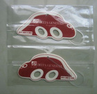 2012 promotional and high quality vehicle air purifier with red car design for car wash shops