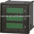 three-phase current digital meter