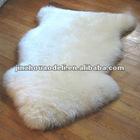 100% australia merino handmade sheepskin area rug