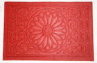 LaRong 40 X 60 CM embossed rubber