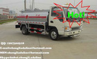 JAC 2.98m3 mini oil tanker transport truck capacity