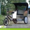 500W brushless electric pedicab