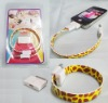 Cable bracelet for Iphone
