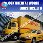 DHL COUIER ALL Express BOLIVIA from SHENZHEN to LA PAZ South America