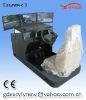 Professional 3D car simulator