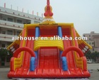High Quality Children's Outdoor PVC Slide