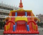 High Quality Children's Outdoor PVC Slide