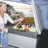 CE Approved Portable Car DC Compressor Solar Refrigerator/Freezer,100%Solar Power