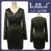 2012 new design women casual dress