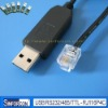 FT232R, usb rs485 to RJ11 cable