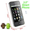 Promotion! Cheap Phone Android 2.2 Cell Phone STAR W008 GPS WIFI Dual Sim Cards Quad Band Unlocked Smart Mobile Phone