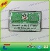 Full Color Printing PVC Discount Card