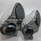 whole sales cheaper welcome Aluminum 3 inch pipe cap