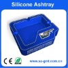 New style portable silicone Ashtray