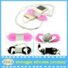 silicone wrap cable bobbin winder