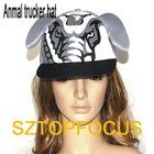 NEWEST BASEBALL CAP TRUCKER HAT ELEPHANT DESIGN