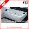SUN025 1800*1100*620MM indoor portable whirlpool