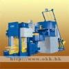 Cement color roof-tile equipments