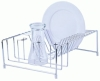 JB01 Dish Holder, Steel in Chrome Plated