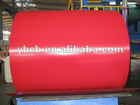 Bright red prepainted galvanized sheet/PPGI sheet
