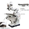 X6333 Turret Milling machine with ISO spindle bore table size 330x1370mm 330x1500mm