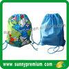 Customized shoulder bag drawstring backpack