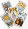 Paper Tarot Playing Cards