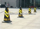 Traffic safety warning chain