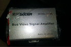 car video signal amplifier
