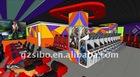 GM design for indoor amuement center