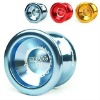 Flashing Yoyo,High-grade Three Bearings Aluminum Alloy YOYO Ball Return Toys