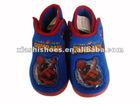 2011 newest child shoe with Spider-man design BDF0026