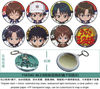 Japanese Anime Products Wholesale and Retail | The Prince of Tennis Anime Key Chain with Mirror