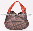 2011 top fashion tote bag shoulder bag ladies' fashion handbag