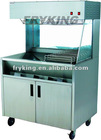 French Fries Chips Bagging Machine Station