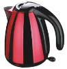 1.8L S/S Kettle in red color body