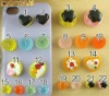Candy resin beads cabochons for DIY decoration