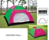 Camping outdoor 6 person tent for 6 person